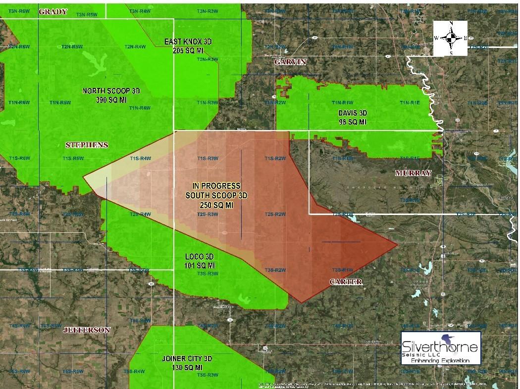 South Scoop 3D Seismic Survey